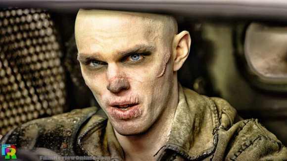 Mad Max: Fury Road - Nux (Nicholas Hoult) ©2012 Warner Bros